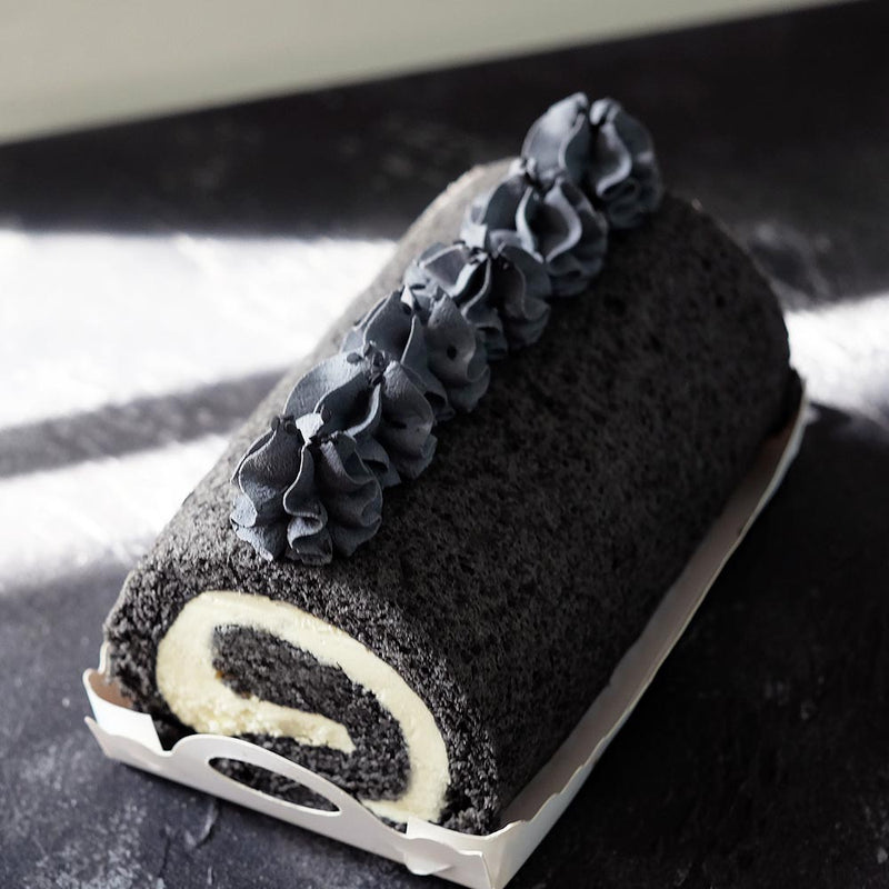 Tofu & Sesame Swiss Roll