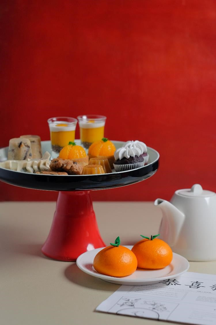 Chinese New Year Afternoon Tea