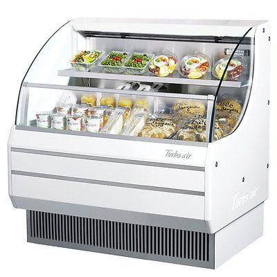 Turbo Air TOM-40LW-N Open Display Merchandiser