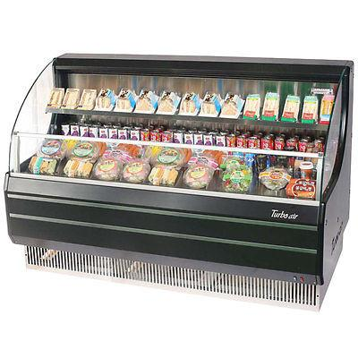Turbo Air TOM-60LB-N Open Display Merchandiser