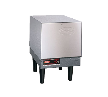 Hatco Compact Booster Heater 6 Gallon Capacity 15 kW Stainless Steel Front