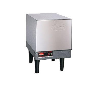 Hatco Compact Booster Heater 6 Gallon Capacity 12 kW 3-Phase Stainless Steel Front