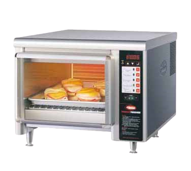 "Hatco Thermo-Finisher™ Electric Food Finisher 4 Upper Elements & 1 Lower Element 20.2""W Stainless Steel"