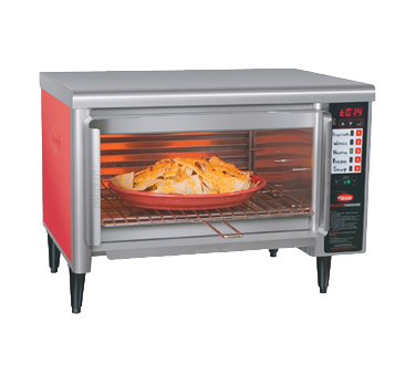 "Hatco Thermo-Finisher™ Electric Food Finisher 4 Upper Elements & 1 Lower Element 25.45""W Stainless Steel"
