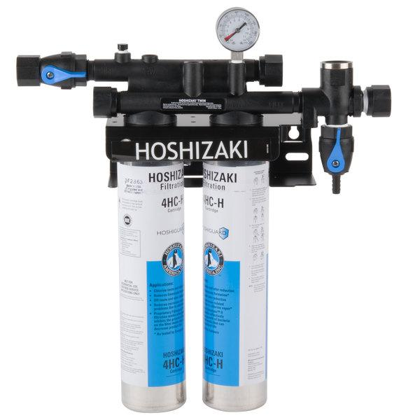 Hoshizaki H9320-52, Twin Water Filter System with Manifold & Cartridge