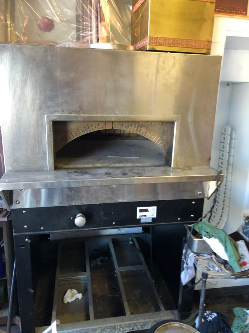 Woodstone Radiant Gas-Fired Pizza Oven, WS-BL-4343-RFG-NG USED