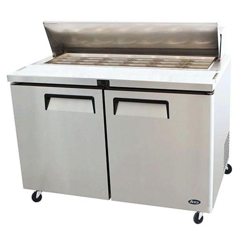 "Atosa MSF8302GR, 48"" Regular Top Sandwich Prep Table"