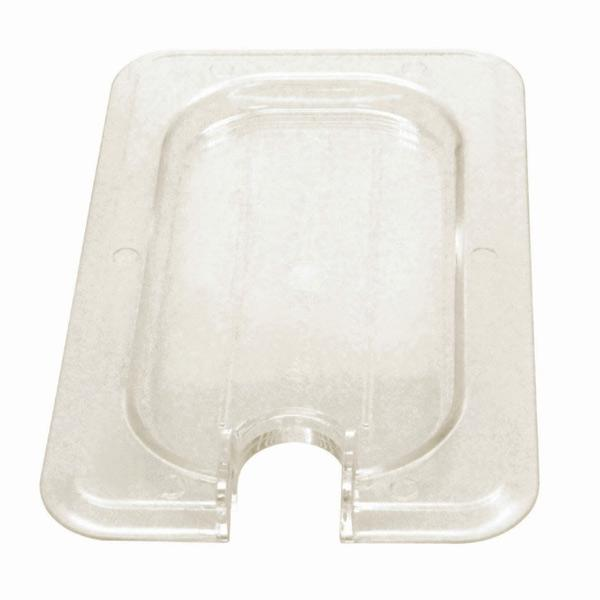 Ninth-Size Poly Food Pan Cover, Slotted-Qty of 3 PLPA7190CS