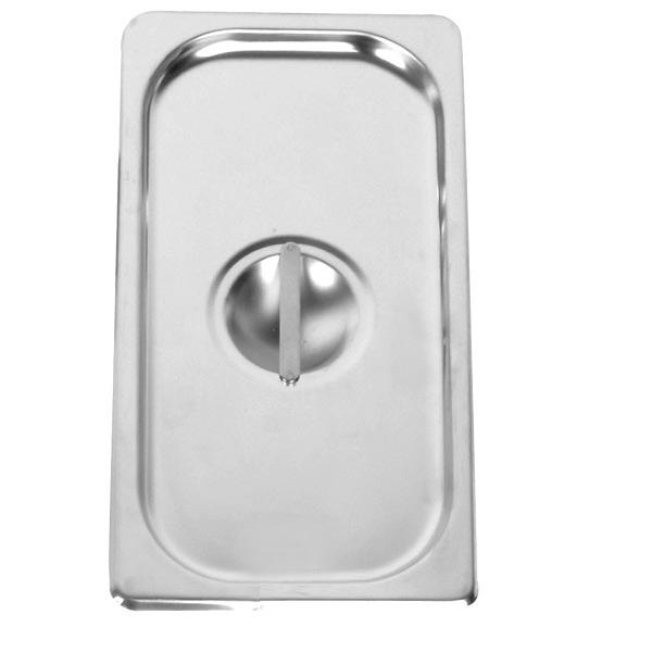 Full-Size S/S Steam Pan Cover, Solid- Quantity of 3 STPA7000C