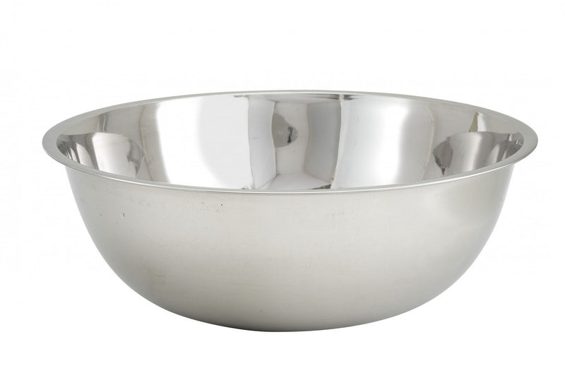 Winco MXB-3000Q 30 Qt Stainless Steel Mixing Bowl