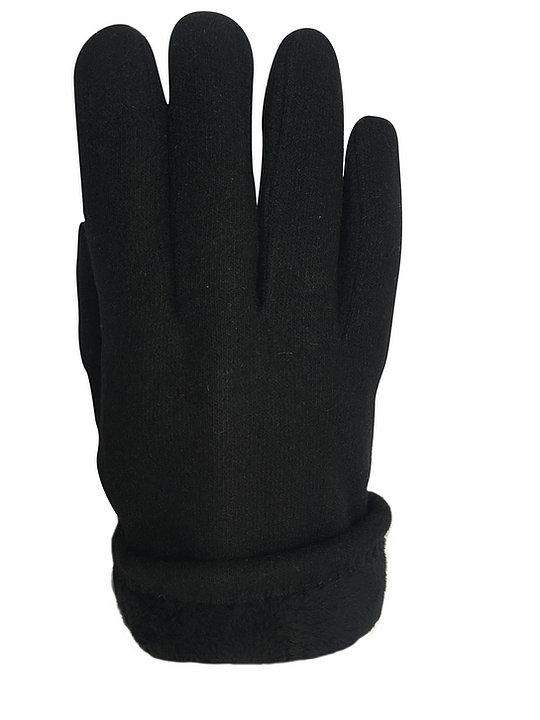 Benson & Brown Wool & Leather Gloves