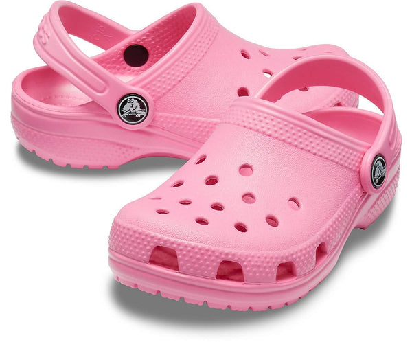 Crocs Kids Classic Clog Pink Lemonade