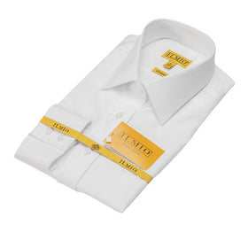 Ilmio F1 Gold Label Mens Shirt Chassidisch (Right Over Left) Slim Fit