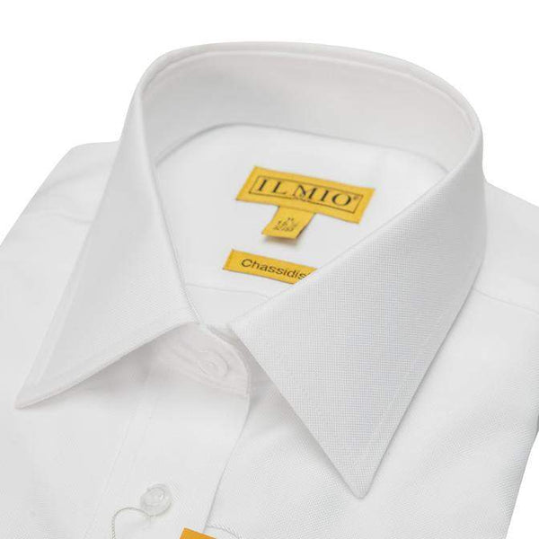 Ilmio F1 Gold Label Mens Shirt Chassidisch (Right Over Left) Regular
