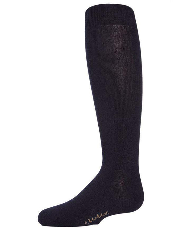 MeMoi Essential Modal Knee High Kids Socks Style: MK-5057