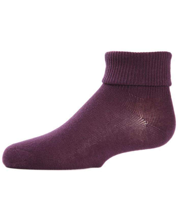 MeMoi Triple Roll Ankle Socks For Shoe Sizes: 19-22, 23-26. Style: MK-5058