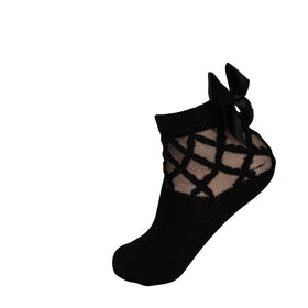 Jrp Sheer Diamond Mid-Calf Sock