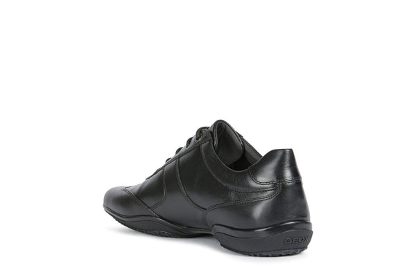 Geox City Mens Black Shoe Style: U0469A