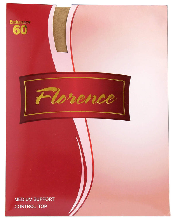 Florence Women Tights Endurance 60 Medium Support Control Top Style: 790