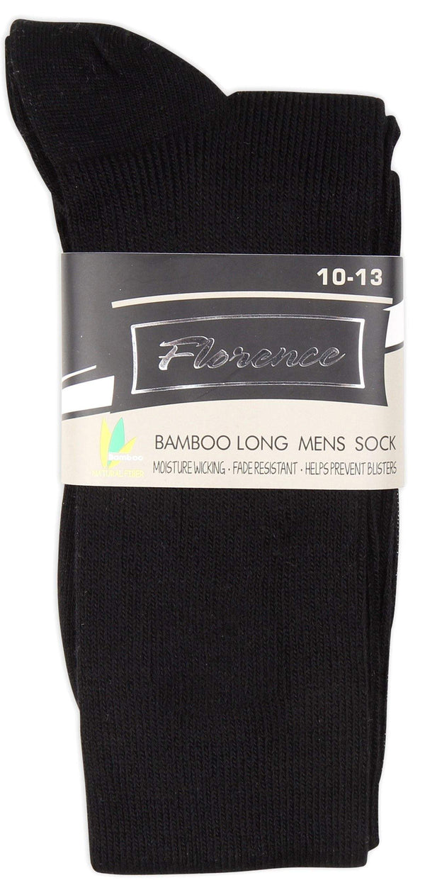 Florence Bamboo Mens Long Sock Style: 260