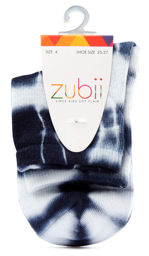 Zubii Rectangle Tie-Dye Kids Socks Style: 711