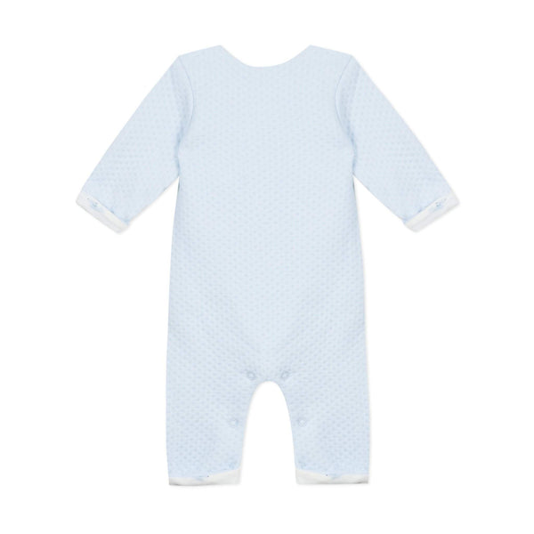 Absorba Baby Boys Quilted Jumpsuit