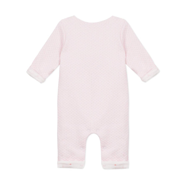 Absorba Baby Girls Quilted Jumpsuit