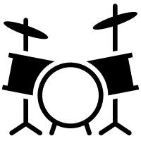 Drums and Accessories