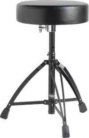 Drum Throne Double Braced Black