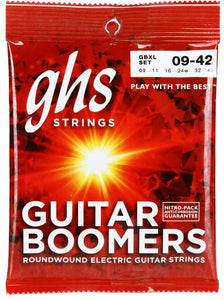 GHS Boomers Extra Light Guitar Strings-009-042