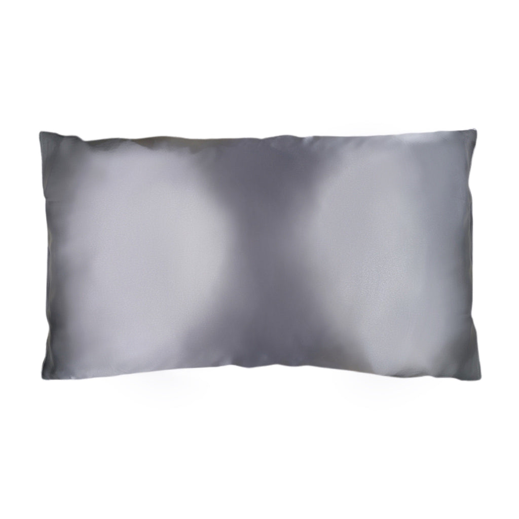 King Organic Silk Pillowcase - Ash Grey
