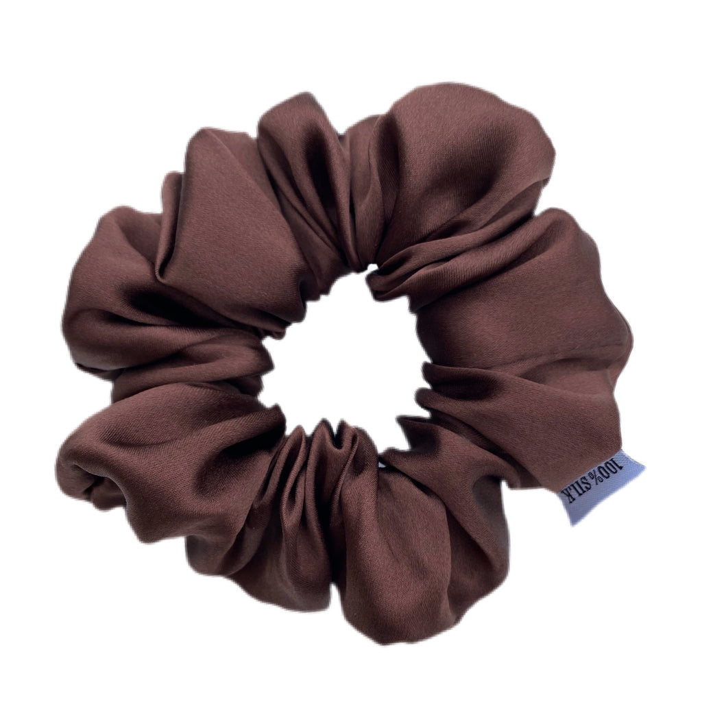 Bambi - Deluxe Mulberry Silk Scrunchie