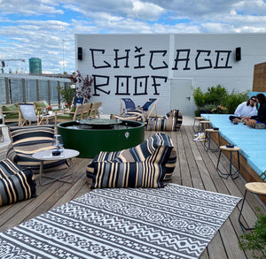 Sun: 9:30am Yoga at Chicago Rooftop and Coffee Get together Frankfurt - Solveig - English Yoga Meetup