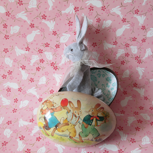 Little Rabbit Pattern - PDF download