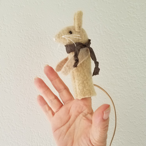 Little Mouse Pattern - PDF download