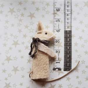 Little Mouse Pattern by mail