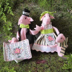 Little Pig Kit - Makes 2!