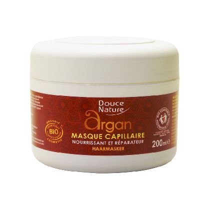 Masque Capill. Argan 200Ml