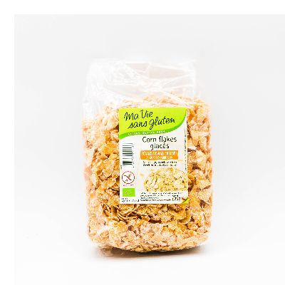 CORN FLAKES GLACES S GLUT 250G