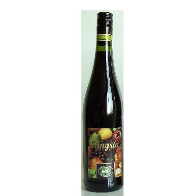 SANGRIA ROUGE 75CL