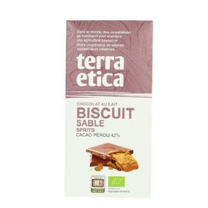 Choco Lait Biscuit Sable 100G