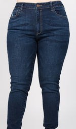 plus size AP blue Jeans