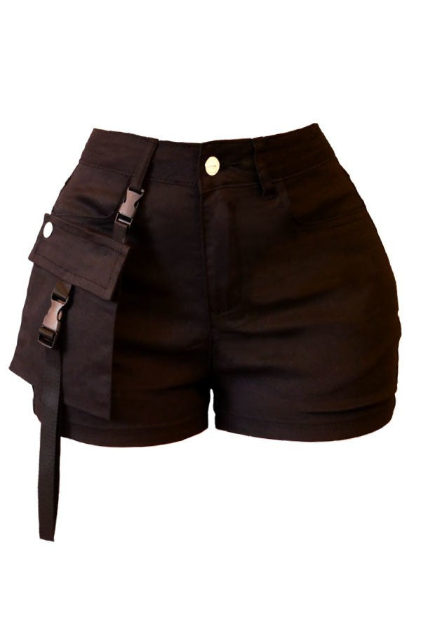 Detachable pocket shorts