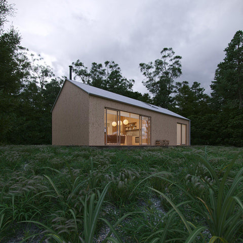 Barnhouse Retreat - Den