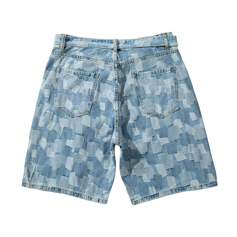 zz Stockton denim shorts (OK pics no model)