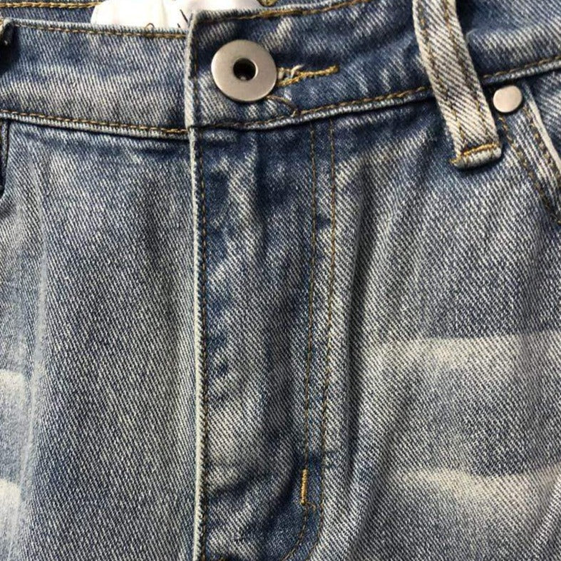 Lubbock denim shorts