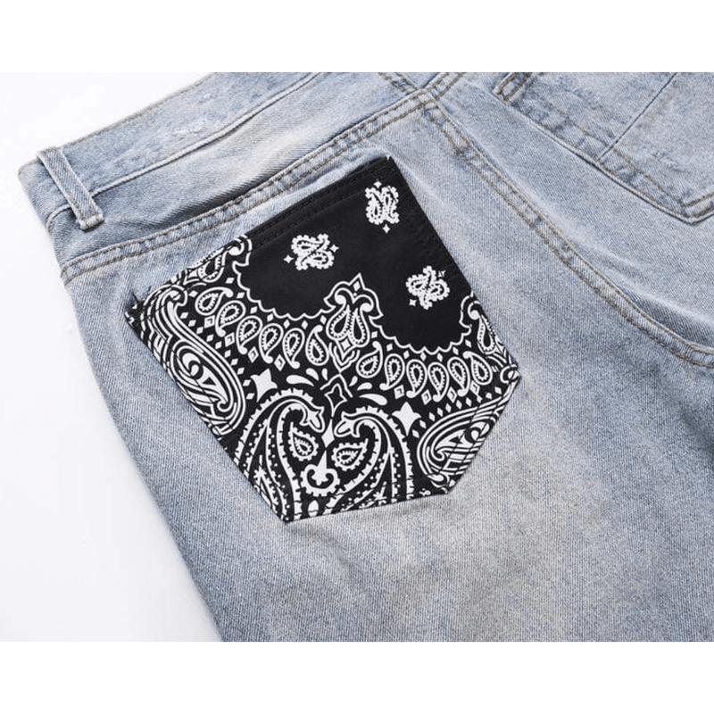 Shreveport denim shorts