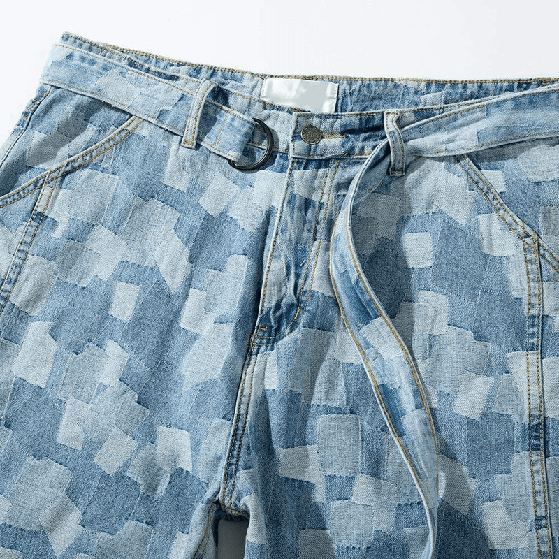 Stockton denim shorts