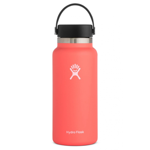 Hydro Flask Wide Mouth 32oz Hibiscus
