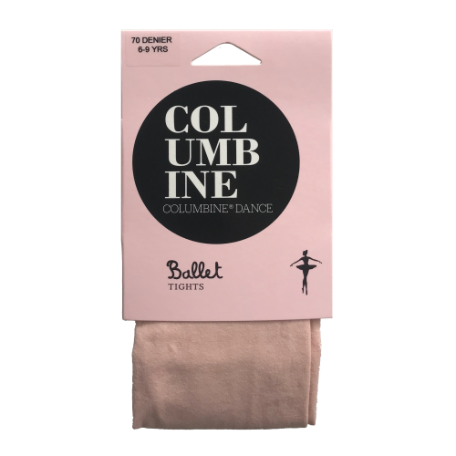Columbine Ballet 70 Denier Flesh Tights